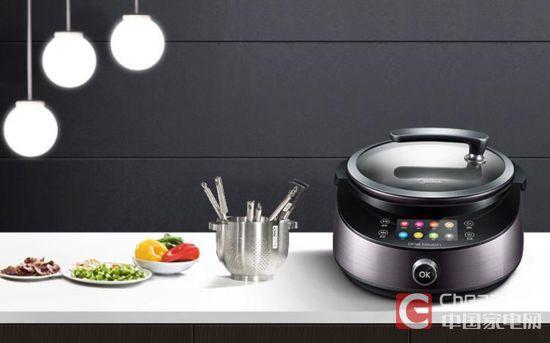 厨房菜鸟变食神  美的高端智能烹饪机评测