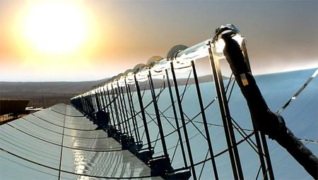 中国未来将打造西部太阳能热发电产业链