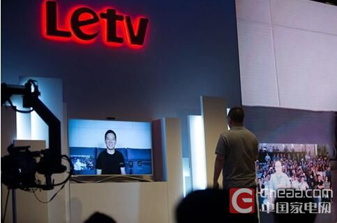 乐视的战场不在卖场 而是在用户的厅堂-新闻中心-中国家电网
