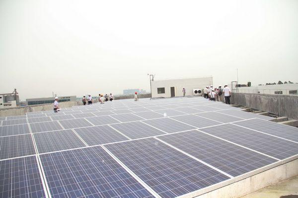 印度太阳能大跃进计划 装机量6年增长超16倍
