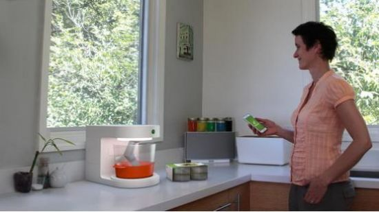 这些新概念厨房产品你肯定没见过