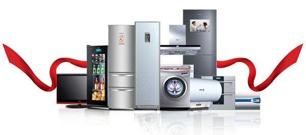 分享:关于家用电器产品涂装工艺介绍