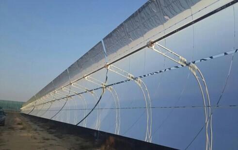 光热发电示范项目启动 中外合作迎机遇