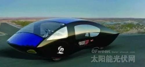 酷图:千奇百怪的太阳能光伏车,速来围观