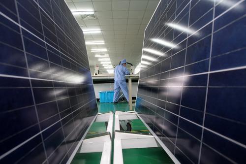 联合光伏收购华中地区最大单体太阳能电站
