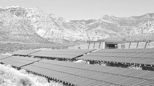 【涨姿势】太阳能电池板不会让地球变凉