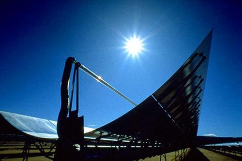 中国单体最大太阳能塔式电站落户酒泉