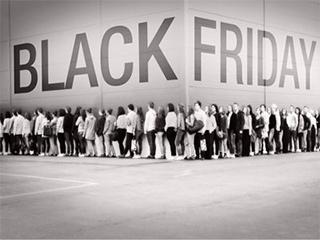 """""""黑色星期五""""来袭 跨境电商上阵"""