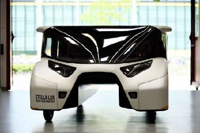 脑洞大开的太阳能汽车来了 续航超1000km
