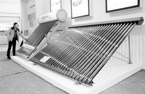 太阳能集热器零售下滑 市场调整加剧