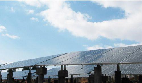 [陕西]2016年一季度太阳能发电1.82亿千瓦时