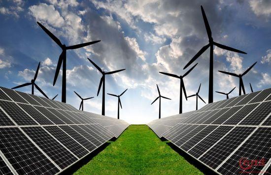 太阳能项目占所有能源投资三分之一以上