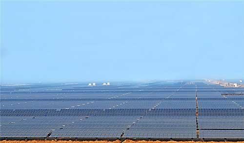 [汉能]建国内最大的薄膜太阳能农业项目
