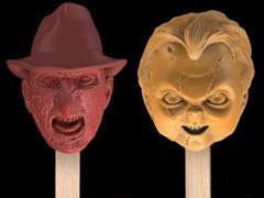 美食还能练胆 令人脑洞大开的恐怖冰棒