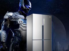 创新干湿分储 海尔钢铁骑士T型冰箱图赏