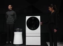 LG发布高端SIGNATURE系列 透明净化器亮相