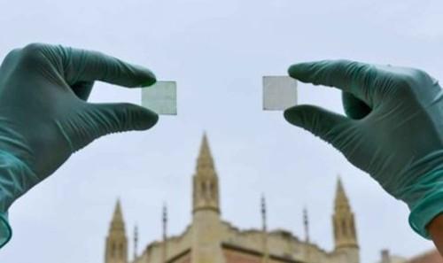 材料浅析:新太阳能蓄热透明聚合物膜