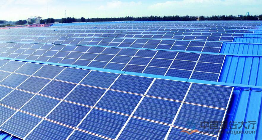 2015年我国太阳能光伏发电行业发展现状分析