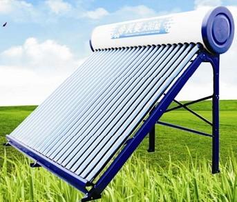 """消费警示:谨防太阳能热水器冬季""""休眠"""""""