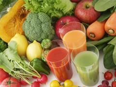 清肠美颜又养生 五款自制果汁棒棒哒