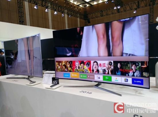 三星第二代SUHD TV强势登陆中国市场
