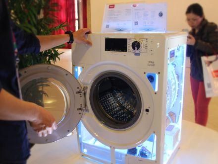 tcl全封桶免污洗衣机也有自己的解决办法