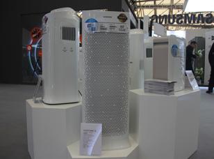 新国标新产品 三星净化器KJ720F-K7586WF