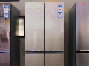 智能、制冷样样精通 美的凡帝罗变频冰箱