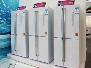 延续欧陆风尚设计 索伊多门冰箱出征AWE
