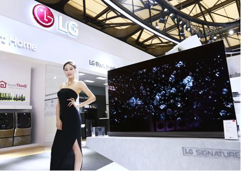 LG 引爆中国家电奥斯卡  OLED电视77G6斩获艾普兰大奖