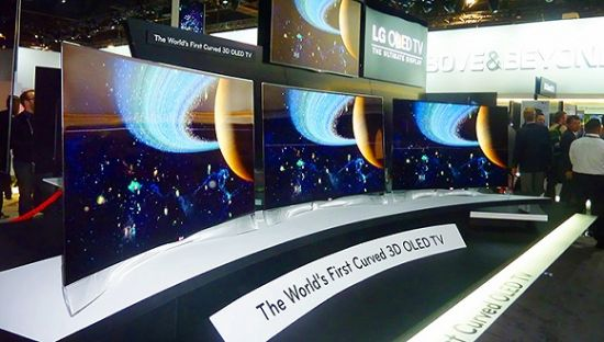 OLED让电视机厂商抢破头 能走多远却未知