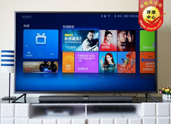 小米大电视 小米电视3 70英寸首发评测