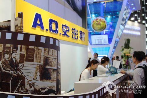 """A.O.史密斯中国净水市场的""""美式""""进程"""
