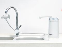除菌是硬道理 夏普WJ-C314-W台上型净水器评测