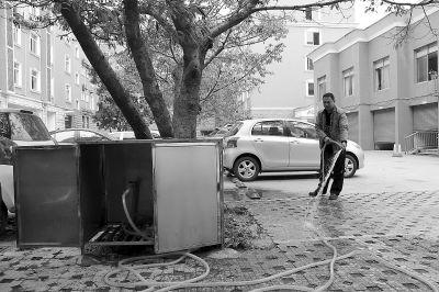 [乐山]太阳能发电、雨水回收再利用