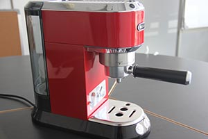 小巧金属机身 德龙意式咖啡机精品图赏