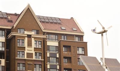 [天津]太阳能热水系统 覆盖生态城所有用户