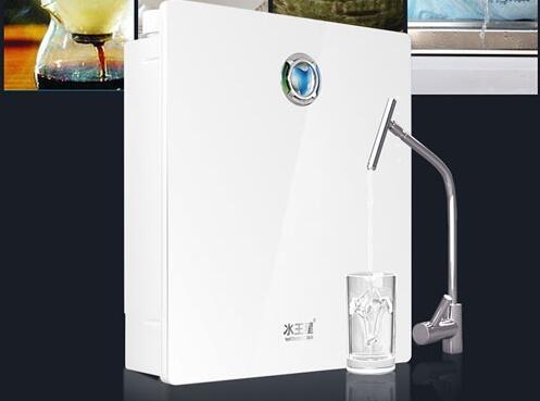 科技让你水灵 水王星超级净水机S2上市