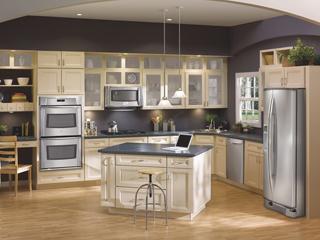 只选对的不选贵的 不同家装风格巧配大冰箱
