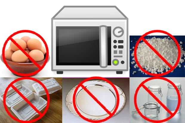 爱美食更爱健康 哪些器皿不宜放微波炉加热