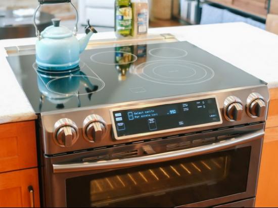 三星新款无线烤箱体验 设计很前卫