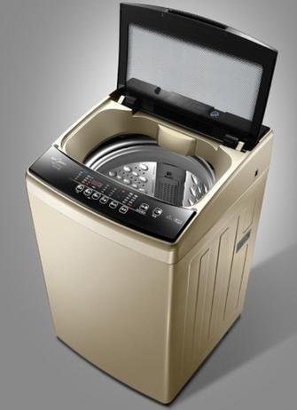 美的净动力洗衣机轻松搞定