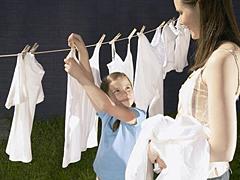 警惕衣物混洗危害 精品健康洗衣机推荐