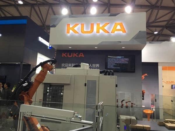 美的跨国并购雄心浮现 抢食机器人市场