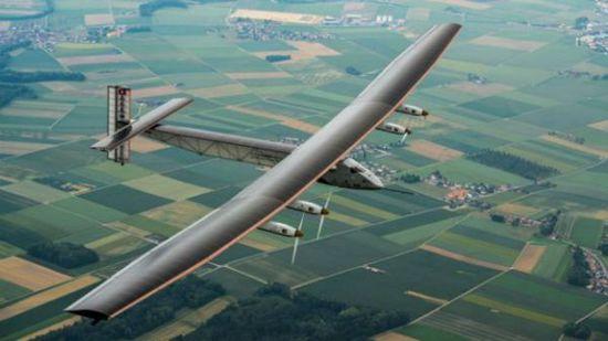 太阳能飞机阳光动力二号抵达莱特兄弟故乡