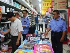 鄭州火車站地區小家電抽檢合格率55%