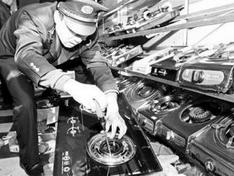 安徽工商抽檢4組廚房電器質量抽檢不合格