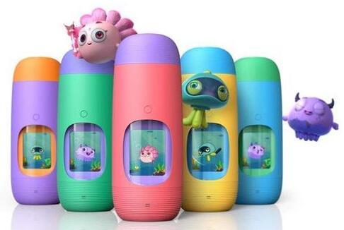 Gululu智能水杯 提醒小朋友定时补水