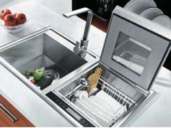 方太6.7将推新款水槽洗碗机 尺寸比之前的大!