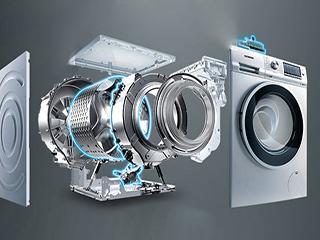 变频技术哪家强 五款变频滚筒洗衣机精选